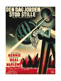 The Day the Earth Stood Still, (AKA Den Dag Jorden Stod Stille), Patricia Neal, 1951 Giclee Print