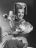 Carmen Miranda, 1942 Photo