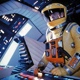 2001: a Space Odyssey, Gary Lockwood, 1968 Photo