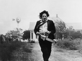 The Texas Chainsaw Massacre, Gunnar Hansen, 1974 Photo