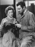 Madame Curie, from Left: Greer Garson, Walter Pidgeon, 1943 Photo