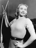 Vera Ralston, (AKA Vera Hruba Ralston), 1945 Photo