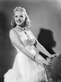 Betty Grable, Ca. 1940 Photo