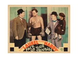 Pack Up Your Troubles, 1932 Giclee Print