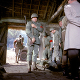 The Dirty Dozen, Charles Bronson, Telly Savalas, 1967 Photo
