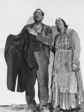 Tales of Manhattan, from Left: Paul Robson, Ethel Waters, 1942 Photo