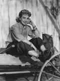 Gold Rush Maisie, Ann Sothern, 1940 Foto