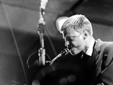Jazz on a Summer's Day, Gerry Mulligan, 1960 Photo