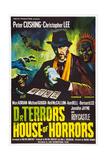 Dr. Terror's House of Horrors, Peter Cushing on UK Poster Art, 1965 Giclee Print
