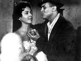 Carmen Jones, Dorothy Dandridge, Harry Belafonte, 1954 Photo