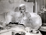 Dinner at Eight, Jean Harlow, 1933 Photo