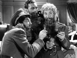 A Night at the Opera, Chico Marx, Allan Jones, Harpo Marx, 1935 Photo