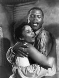 Porgy and Bess, Dorothy Dandridge, Sidney Poitier, 1959 Foto