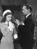Honeymoon, from Left: Shirley Temple, Franchot Tone, 1947 Photo
