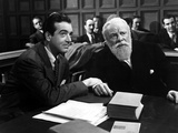 Miracle on 34th Street, John Payne, Edmund Gwenn, 1947 Photo