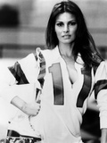 Kansas City Bomber, Raquel Welch, 1972 Photo