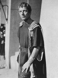 Julius Caesar, John Gielgud, 1953 Photo