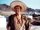 The Good, the Bad and the Ugly, Eli Wallach, 1966 Photo