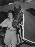 Stallion Road, Ronald Reagan, 1947 Photo