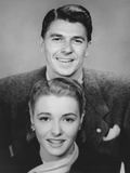 John Loves Mary, Ronald Reagan (Top), Patricia Neal, 1949 Photo