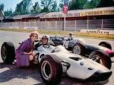Grand Prix, Eva Marie Saint, James Garner, 1966. Foto