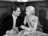 Westward Passage, from Left: Laurence Olivier, Ann Harding, 1932 Photo