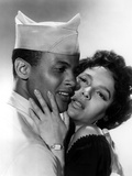 Carmen Jones, Harry Belafonte, Dorothy Dandridge, 1954 Photo