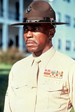 An Officer and a Gentleman, Louis Gossett Jr., 1982 Photo
