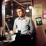 Bullitt, Steve Mcqueen, 1968 Photo