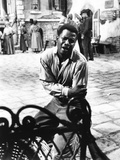 Porgy and Bess, Sidney Poitier, 1959 Photo