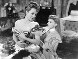 Meet Me in St. Louis, Mary Astor, Judy Garland, 1944 Photo