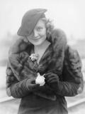 Anna Sten, 1934 Photo