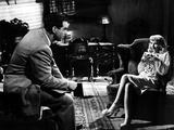 Double Indemnity, Fred Macmurray, Barbara Stanwyck, 1944 Photo