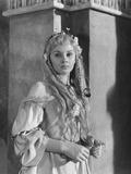 Hamlet, Jean Simmons, 1948 Foto