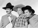 Go West, from Left: Groucho Marx, Harpo Marx, Chico Marx, 1940 Photo
