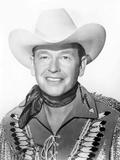 Rex Allen, 1950s Photo