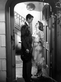 It's a Wonderful Life, Donna Reed, James Stewart, 1946 Photo