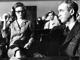 Anatomy of a Murder, Lee Remick, Eve Arden, James Stewart, 1959 Photo