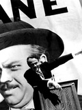 Citizen Kane, Orson Welles, 1941 Photo