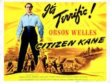 Citizen Kane, Orson Welles, 1941 Photo