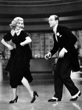 Swing Time, Ginger Rogers, Fred Astaire, 1936, Dancing Photo