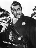 Yojimbo, Toshiro Mifune, 1961 Photographie