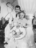 Sally, Irene and Mary, from Left: Tony Martin, Alice Faye, 1938 Photo