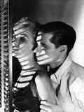 Psycho, from Left: Janet Leigh, John Gavin, 1960 Photo