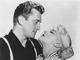 Ace in the Hole, from Left: Kirk Douglas, Jan Sterling, 1951 Photo