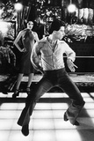 Saturday Night Fever, Fran Drescher, John Travolta, 1977 Foto