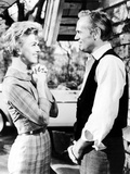 The Tunnel of Love, from Left: Doris Day, Richard Widmark, 1958 Photo
