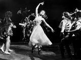 The Red Shoes, Moira Shearer (Center), 1948 Photo