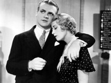Footlight Parade, from Left: James Cagney, Joan Blondell, 1933 Photo