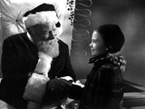 Miracle on 34th Street, Edmund Gween, Natalie Wood, 1947 Photo